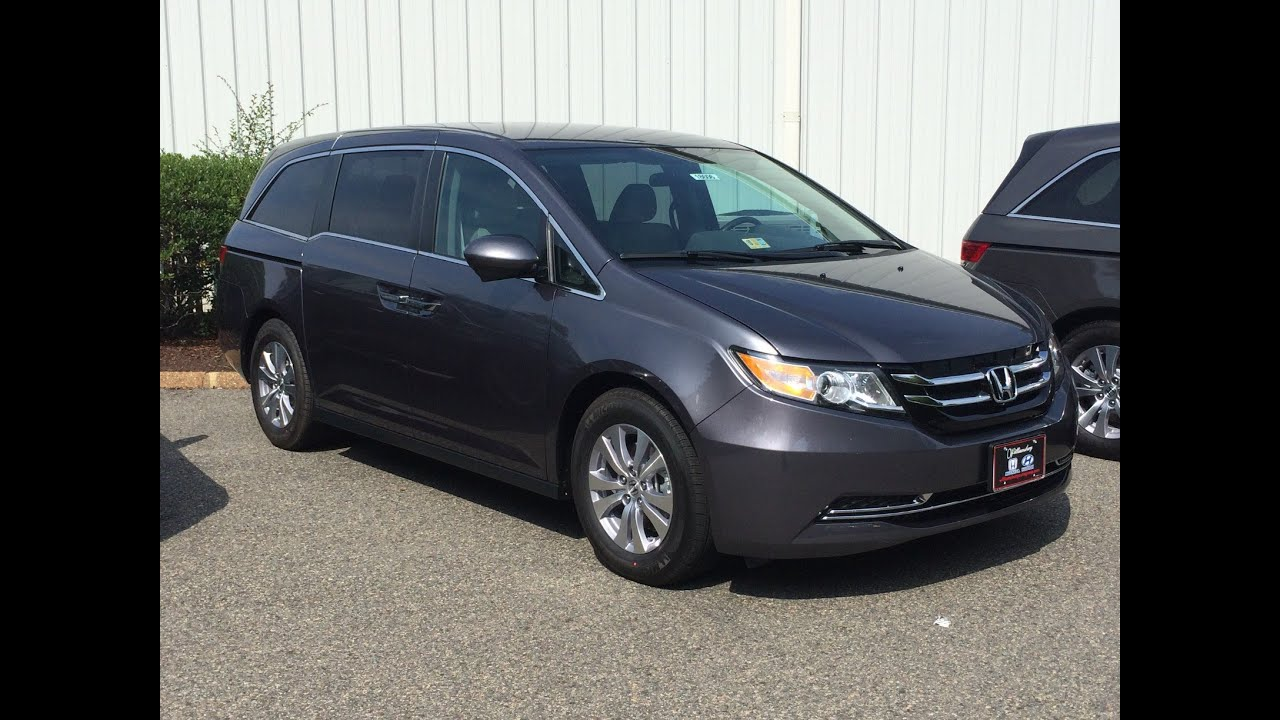 2016 honda odyssey se walk around odyssey deal of the. Black Bedroom Furniture Sets. Home Design Ideas