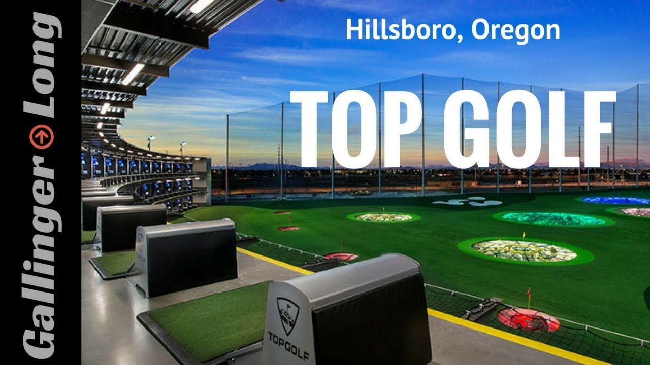 Top Golf | Hillsboro - YouTube