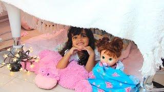 Baby Alive Cabaninha Surpresa CABIN SURPRISES com BIA LOBO