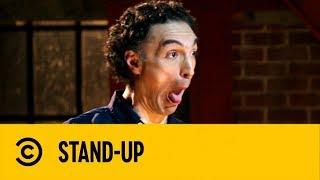 Dios es un T-Rex | Héctor Gárcia | Stand Up | Comedy Central México