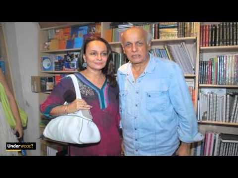 Mahesh Bhatt Admits About His Extra-marital Affair With Soni Razdan - Bollywood News