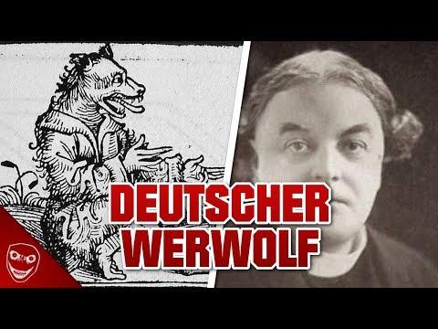 Der gruselige deutsche Werwolf von Bedburg! Peter Stumpp!