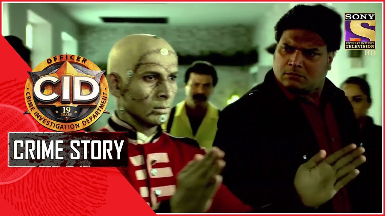 Download Crime Story   Mystery Behind The Human Robots   CID
