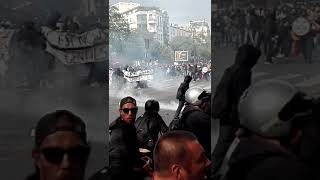 Violences à Paris manif 12 septembre
