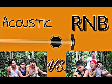 ACOUSTIC VS RNB