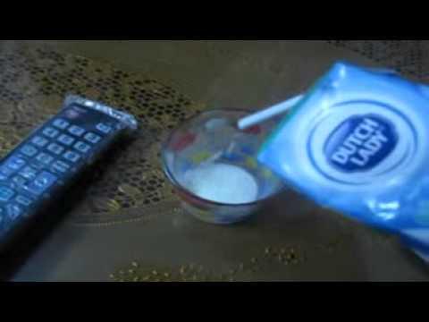 Sữa cô gai Hà lan