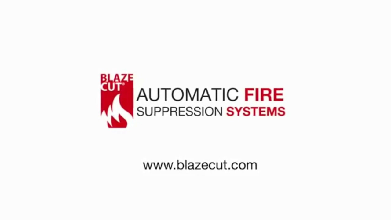 Blazecut Tseries | Fire suppression for electrical panel