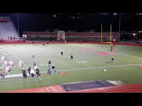 U16 Championship game - South Sask Selects vs Alamo City Red Raiders