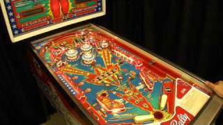 FS Bally Six Million Dollar Man pinball machine 1080p!
