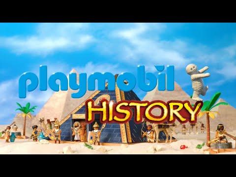 Clear Media.tv Inc.  Playmobil Romans & Egyptians ReVoice