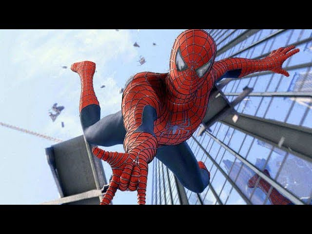Spider-Man Saves Gwen Stacy (Scene) - Spider-Man 3 (2007) Movie CLIP HD