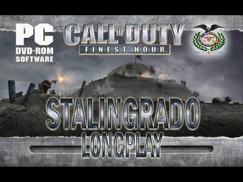 Call of Duty Finest Hour Stalingrado longplay Español PCSX2 1.4.0 full HD 1080p