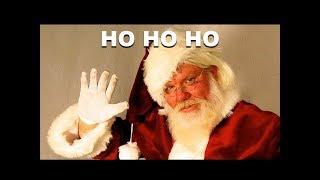 HO HO HO Merry Christmas  SANTA CLAUS