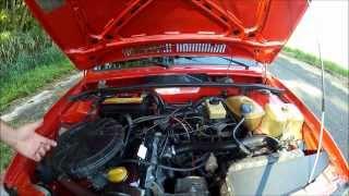 Volkswagen Gol Quadrado GTS 1990 - Top de Linha