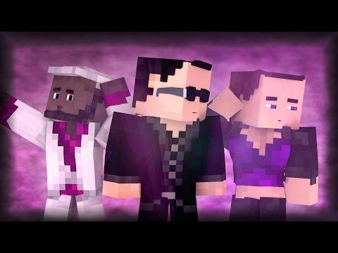 Saint row The Third - a minecraft animation