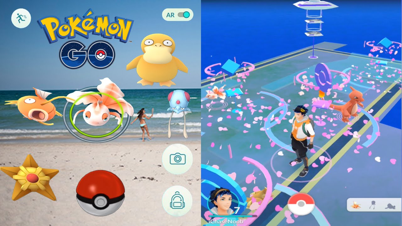 Pokemon GO 0.145.0 for Android - Download