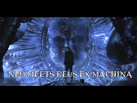the-matrix-revolutions---neo-and-deus-ex-machina