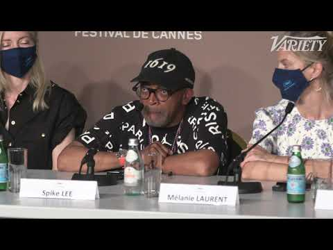 Spike Lee Says the World is Run by Gangsters - Cannes 2021 Jury Press Conference