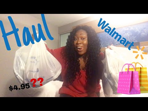Walmart Winter Clothes Haul 2018 | Cute On A Budget. 2