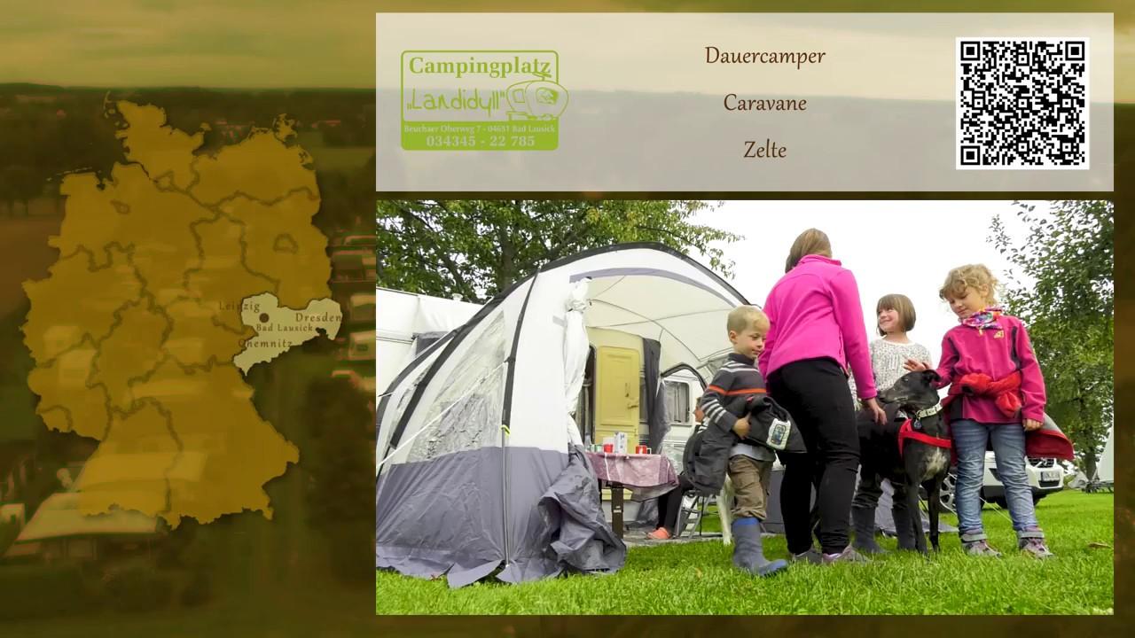 Campingplatz Landidyll Bad Lausick