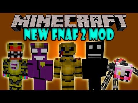 Download video new fnaf 2 mod el hombre morado shadow bonnie