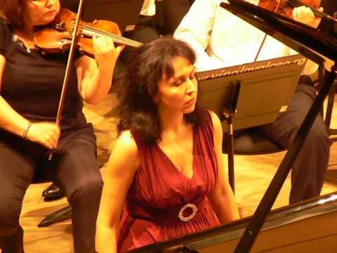 Luiza Borac, Liszt, fragment, partea 1