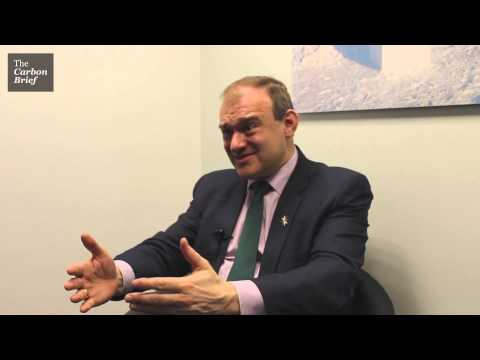 Ed Davey on whether fracking has been hyped