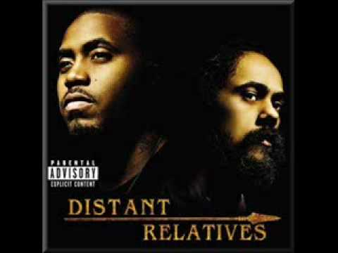 Nas & Damian Marley - Tribal War ft. K'naan (Distant Relatives)