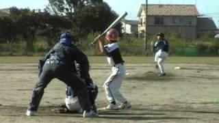 軟式少年野球チーム 八女嵐 18年度 卒部生に送ったDVDの一部です。 VS筑...