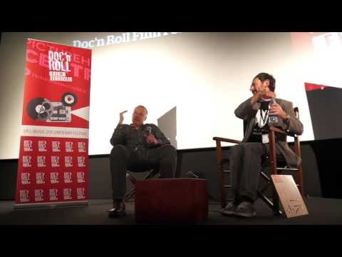 Doc´n Roll Festival 2015/ Sounds of the Young Scotland: The Big Gold Dream Q&A