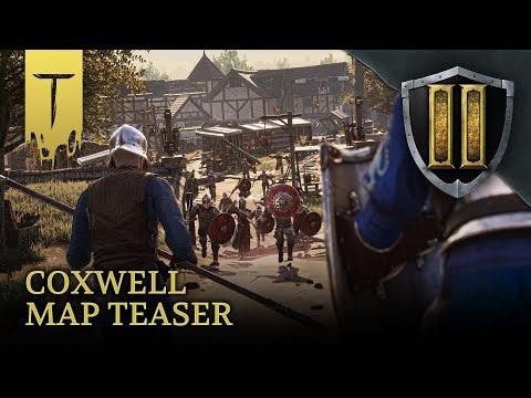 Coxwell Map Teaser