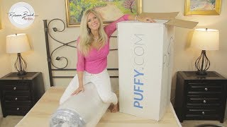 Puffy Lux Best Mattress Unboxing