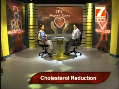 How to reduce cholesterol, IPC Mumbai.