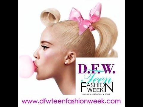 DFW Teen Fashion Week 2016
