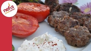 Izgara Köfte Tarifi - Nefis Yemek Tarifleri
