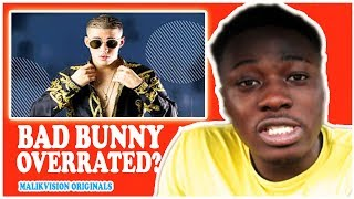 BAD BUNNY OVERRATED? | MalikVISION Music iTV Show
