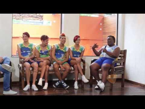 Bonde das Bonecas no programa Panorama Rio (Part 2), muita música e bate papo. thumbnail