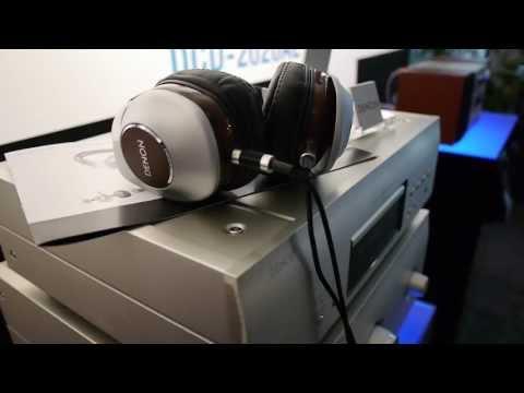 Denon Music Mania AH-D7100 Headphones Hands On