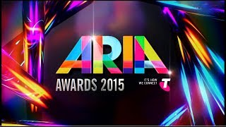 2015 ARIA Awards in 2 minutes