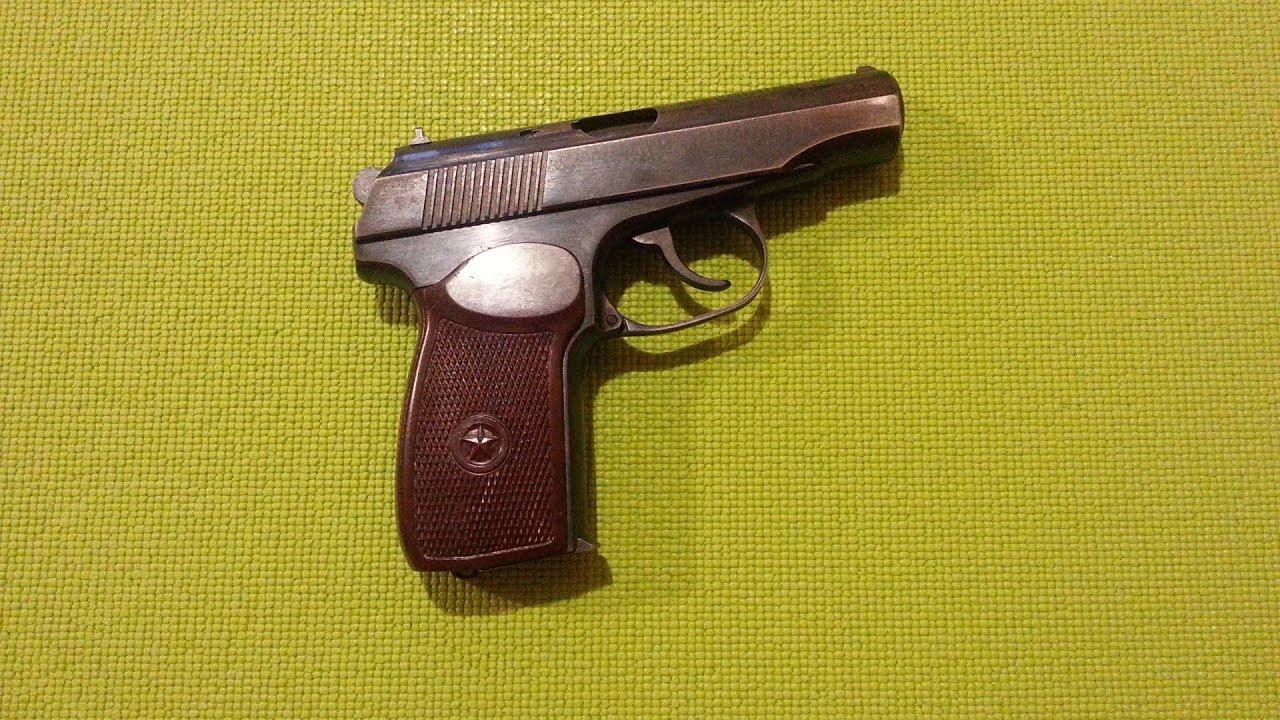 Обучающее видео инструкция пистолет макарова бесплатно