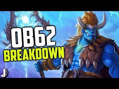 Paladins OB62 Patch Breakdown - NEW GROHK & Movement Nerfs