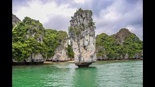 Halong Bay Vietnam - Tour with Cat Ba Ventures