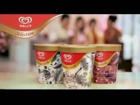 Wall's ice cream tv commercial CNY 2011 for Malaysia - YouTube