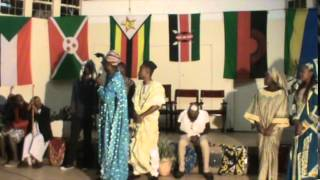 baraton university all african cultural night watch and enjoy