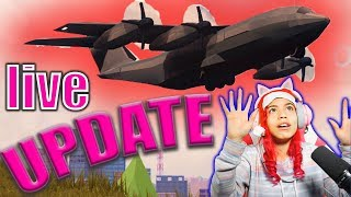 Roblox Jailbreak  UPDATE (Dec 9)  LisboKate LIVE Stream HD