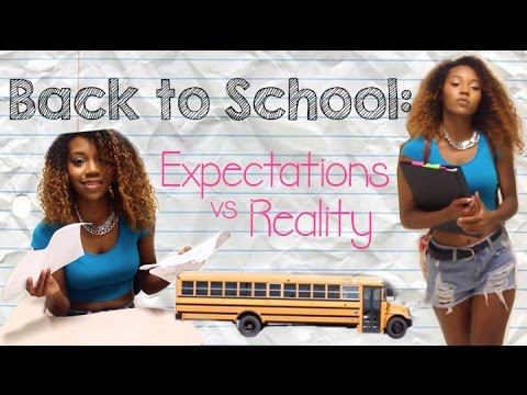 Back to School: Expectations vs. Reality + $300 GIVEAWAY