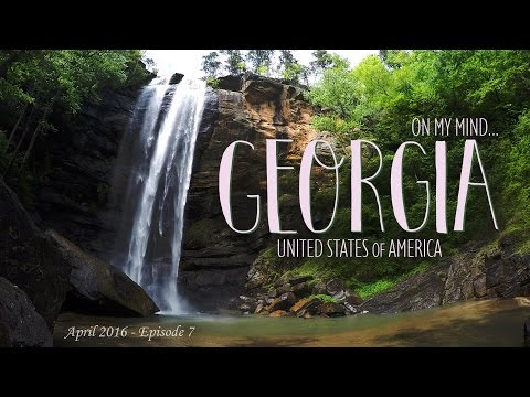 Georgia, USA - On My Mind // JBAXTER TRAVEL