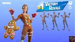 Getting A Victory Royale With The Ginger Gunner Skin (Fortnite Battle Royale)