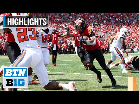 No. 21 Maryland debuts in latest AP Poll