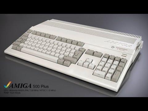 Μια γρήγορη ματιά στην Amiga 500